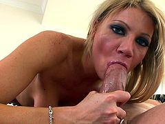 Christina Skye is one amazing blonde beauty eager to blow and amaze in POV