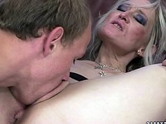 Watch this hot babe getting a nice cunilingus from her new friend who she only met yesterday in 21 Sextury sex clips.