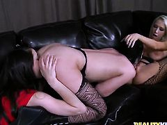 (Talk to This Girl explores the depth of nasty Andy San Dimass wet honeypot with his rod
