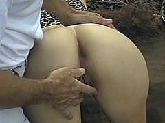 This horny amateur babe knew why he drives her to the woods! Babe is ready to be fucked so hard! She loves it in an extreme way!
