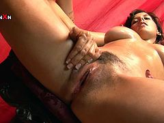Naughty brunette hoe gets her pussy licked actively. Later on she is fisted in her cunt in a missionary position. Check out this filthy fisting porn scene at anysex.com for free.