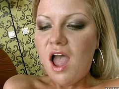 These sizzling hot lesbians know how to spend their time with pleasure. Spoiled wench shows her whole fist deep inside her girlfriend's pussy and starts pumping it in and out.