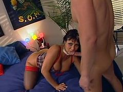 Ava Devine, Lyla Lei and Mya Luanna are these exotic Asian chicks who enjoy hardcore sex in as many ways as possible.