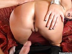 Skylar Price and Jack Lawrence are two sex addicts that make each other happy in steamy sex action