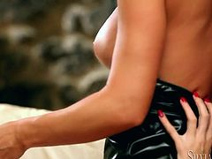 They want to show you their perfect asses and big tits. They paw each other with crazy passion! Watch this sexy Fame Digital erotic video!