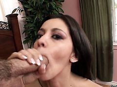 Nikki Vee needs nothing but Will Powerss hard cock in her mouth to get orgasm