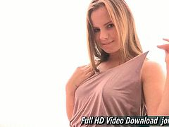 Annalynn Notice her full firm breasts and perky nipples