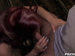 Don't skip this exciting and provocative Private group sex video. Three greedy for cum bitches suck poles and get fucked all possible styles.
