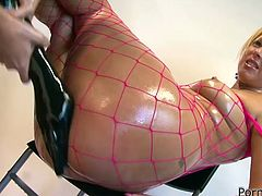 Watch her taking those large plastic sex toys deep into her butthole and pussy in Filthy and Fisting sex clips.
