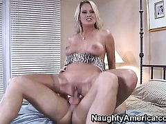Bridgett Lee is another fuck toy of hot guy Danny Wylde