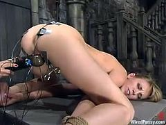 Wicked Toying and Torture Action in Lesbian BDSM Video