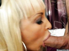 Brittany ONeil is curious about hardcore fucking with hot guy Johnny Castle