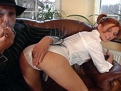 Watch this sexy little kinky slut in this hot video, where you will see her getting her butt hole licked and fucked hard till she gets her mouth full of fresh cumshot.Then this guy pisses on her face and body.
