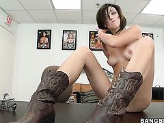 Danielle Steele needs nothing but a hard tool in her love tunnel to be satisfied