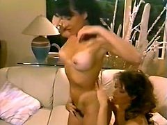 The Classic Porn site offers you a big number of exciting lesbian sex videos and clips. Sweet looking vintage babes lick each others pussies and suck nipples.