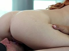 Alluring pornstar Dani Jensen gets ravished in amazingly hot hardcore porn show