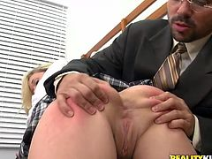 Check out this amazing hardcore sex scene right here with these gorgeous fuckin' sluts as they suck dick and get fuckin' nailed.