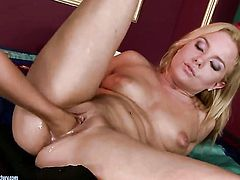 Salome and lesbian Barbie White are horny for each other