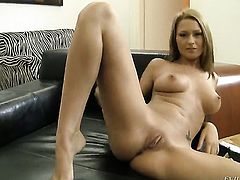 Antonya is a slut who knows what to do with Rocco Siffredi s erection