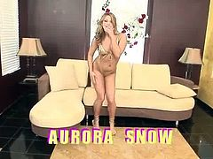 Hot Anal with Aurora Snow