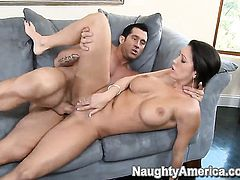 Billy Glide has a good time banging Dylan Ryder with phat bottom and trimmed beaver