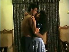 MATURE INDIAN WIFE FUCKS COUSIN FILMED BY HUSBAND Pt 4