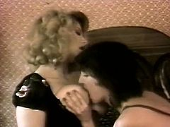 There's nothing like watching these horny lesbians licking each other's pussies in 69 position. Check out this amazing sex video now to see what else these bimbos are up to.