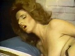 Curly haired light head saggy tits filthy sexploitress received deep penetration of massive dick into her ugly old flaccid booty hole. Watch this saggy booty hole in The Classic Porn sex clip!