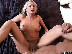Val Malone having vigorous sex