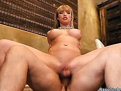 Anthony Rosano loves enchanting Maya HillsS dripping wet wet spot and fucks her as hard as possible