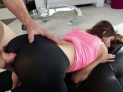 Her sexy and yummy pussy got licked by her jerk friend