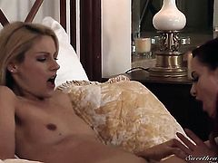 Samantha Ryan is a lesbian sex fuck addict that loves Berlins pussy hole so much