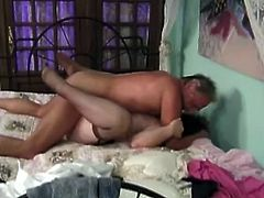 She is chubby and she loves cock very much, that mature ho knows how to make guy happy and pleased until his cock explode on her face.
