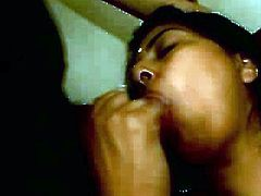 We have that Dirty indian gal inside that movie as she kicks it off by cocksucking onto his partners cock. Look at as she slurps it like the champ and opens her legs afterwards and has bumped