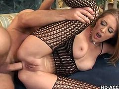 Watch these two hot and sexy milf Sandra Romain and Angelica Lane in this hot group-sex video, where you will see them getting their tight butt hole fucked hard and deep.