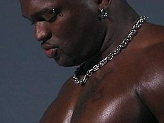 Check out this hot muscled dick fuck some big cock in this tube movie special.