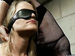 Blonde and Katy Parker rub each others hole like theres no tomorrow in lesbian action