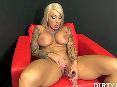 Dani Andrews - Tattooed Trouble