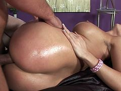 A full compilation with staggering beauties having jizz dripping their wet holes