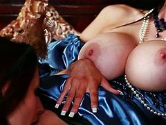 Long haired black head sexy bitch with impossibly round,ugly and huge Jigglies got her wet kitty harshly eaten by her kinky kooky. Finally brutal stud joined these rapacious wenches...Look at this massive ballrooms in Fame Digital sex clip!