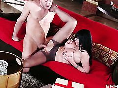 Eva Karera gets some in steamy sex scene with Will Powers