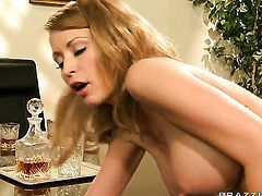 Monique Alexander gets her honeypot pumped full of cock in hardcore sex action with Danny Mountain