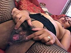 Make sure you have a look at this hardcore scene where this mature Latina is fucked silly two guys in a threesome.
