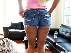 Britney Young had her nice face covered in man semen a hundred times but wants some more
