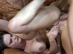 Mackenzee Pierce Needs Two Cocks to Make her Scream! DP And Hot Action!