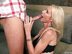 Emma Starr with huge hooters gets slam fucked hard and deep by Keiran Lee