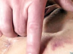 Britney Young needs nothing but Jenners hard ram rod in her mouth to get orgasm