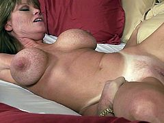 dream come true for naughty milf