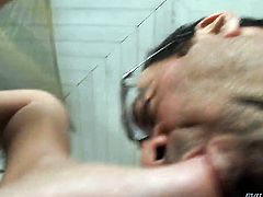 Krissy Lynn and John Stagliano are so fucking horny in this steamy sex action