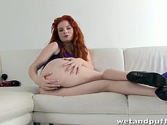 She is a solo model and today you will be seeing her getting naked! Such a pure body and so much passion in her pussy! Hunger drives her.